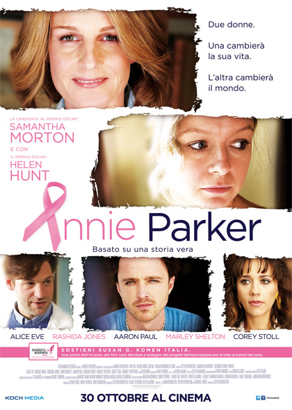 Annie Parker in streaming & download