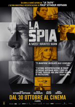 Locandina La Spia - A Most Wanted Man
