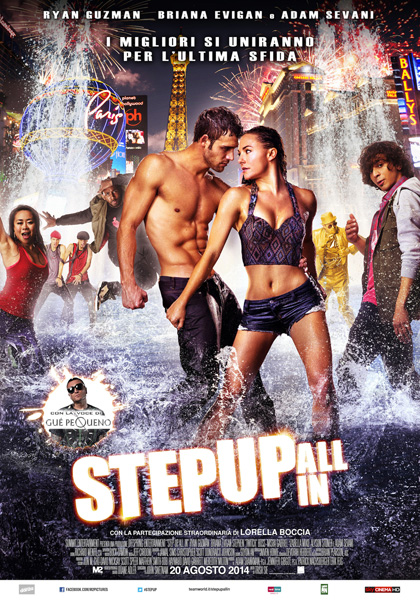 Locandina italiana Step Up All In