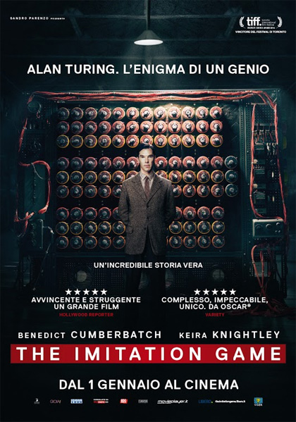 Trailer The Imitation Game