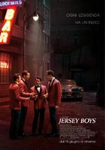 Locandina Jersey Boys