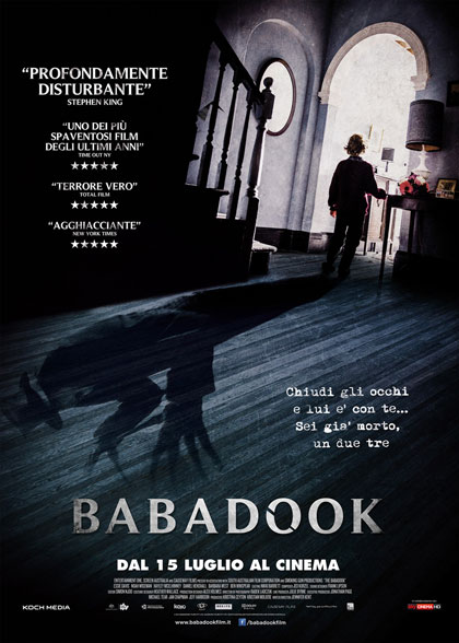 Babadook in streaming & download