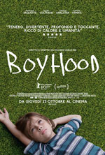 Poster del film Boyhood
