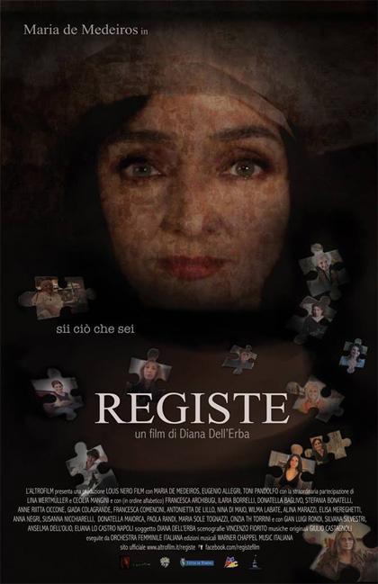 Locandina italiana Registe