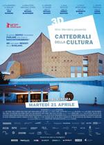 Locandina Cattedrali della cultura 3D