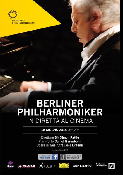 Berliner Philharmoniker N.3 in streaming & download