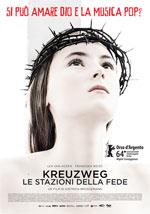 Locandina Kreuzweg - Le stazioni della fede
