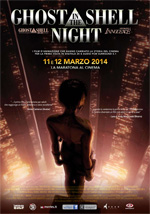 Locandina Ghost in the Shell - Night