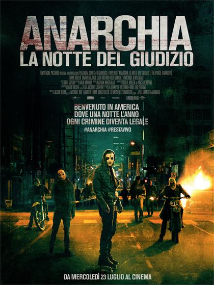 Anarchia: La Notte del Giudizio in streaming & download
