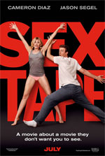 Poster Sex Tape - Finiti in rete  n. 1