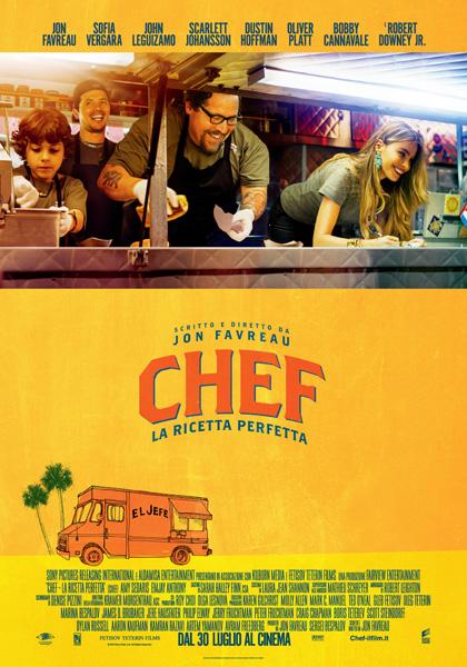 Chef: La ricetta perfetta in streaming & download
