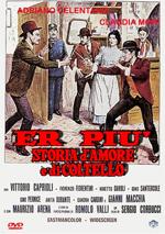 Locandina Er pi� - Storia d'amore e di coltello