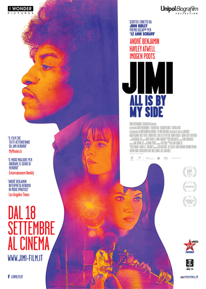 Jimi: All Is By My Side in streaming & download