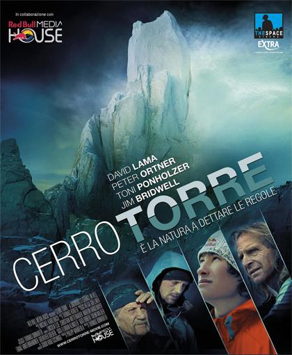 Cerro Torre – È la natura a dettare le regole in streaming & download