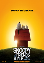 Poster Snoopy & Friends – Il film dei Peanuts  n. 1