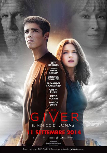 The Giver - Il mondo di Jonas