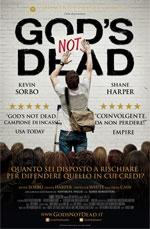 Locandina italiana God's Not Dead