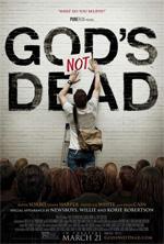 Poster God's Not Dead  n. 1