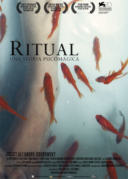 Ritual – Una storia psicomagica in streaming & download