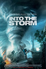 Locandina italiana Into the Storm