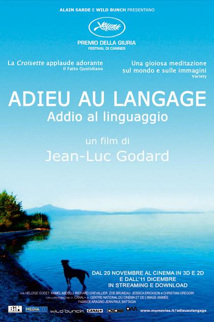 Adieu Au Langage – Addio al linguaggio in streaming & download