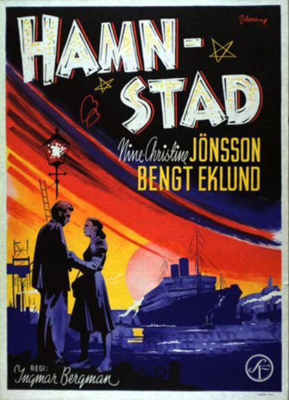 Risultati immagini per città portuale film 1948