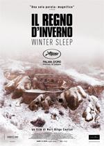 Locandina Il regno d'inverno - Winter Sleep