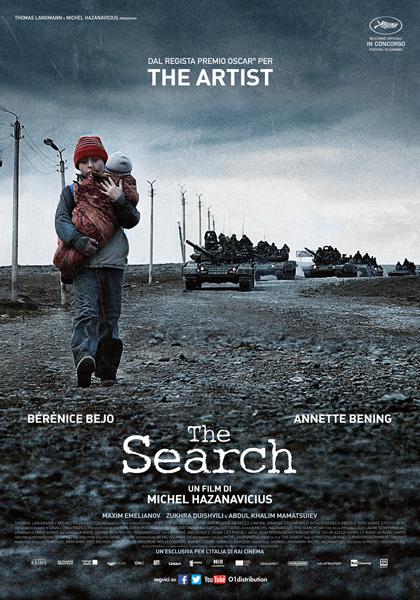 Locandina italiana The Search