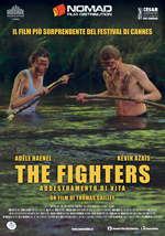 Locandina The Fighters - Addestramento di vita