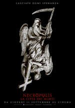 Locandina Necropolis - La città dei morti