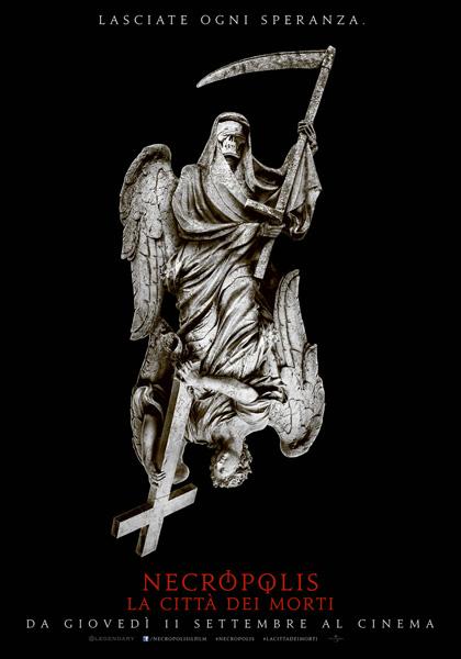 Locandina Necropolis: La città dei morti