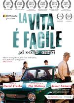 Locandina italiana La vita è facile ad occhi chiusi