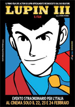 Poster Lupin III - Il film  n. 0