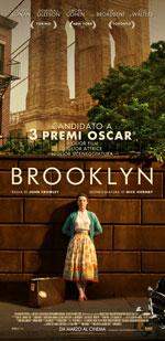 Locandina italiana Brooklyn