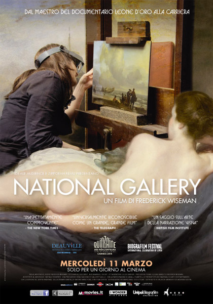 National Gallery in streaming & download