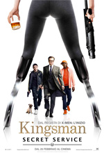 Locandina Kingsman - Secret Service