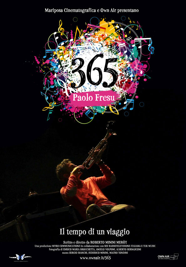 365: Paolo Fresu – Il tempo di un viaggio in streaming & download