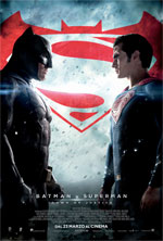 Locandina Batman V Superman: Dawn of Justice