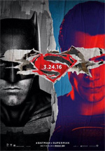 Poster Batman V Superman: Dawn of Justice  n. 10