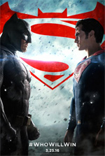 Poster Batman V Superman: Dawn of Justice  n. 11