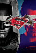 Poster Batman V Superman: Dawn of Justice  n. 12