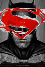 Poster Batman V Superman: Dawn of Justice  n. 2