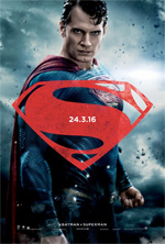 Poster Batman V Superman: Dawn of Justice  n. 4