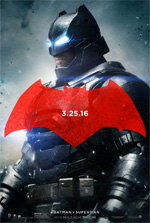 Poster Batman V Superman: Dawn of Justice  n. 6