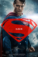 Poster Batman V Superman: Dawn of Justice  n. 7