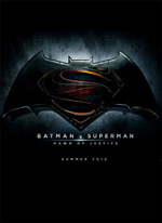 Poster Batman V Superman: Dawn of Justice  n. 9