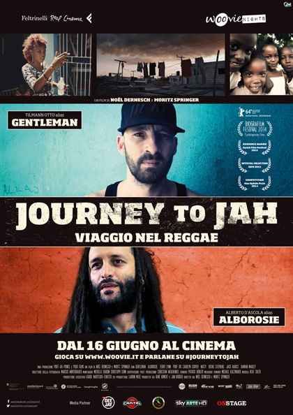 Journey To Jah: Viaggio nel reggae in streaming & download