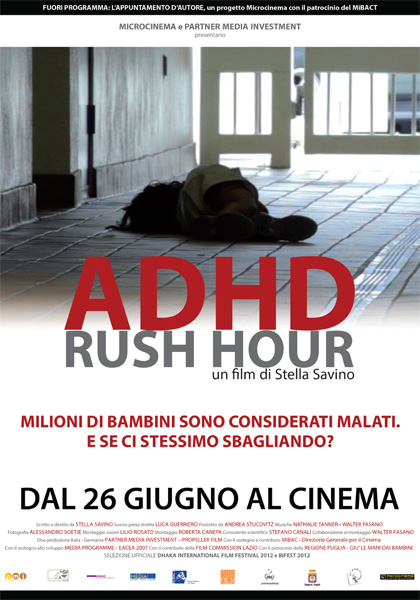 ADHD: Rush Hour in streaming & download