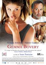 locandina film gemma bovary