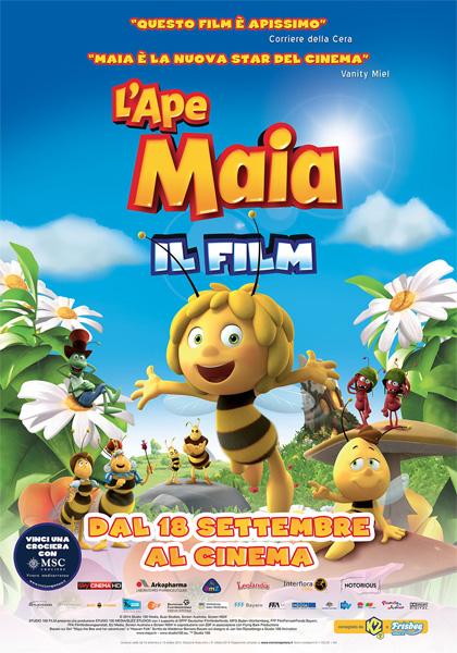 L'Ape Maia: Il Film in streaming & download